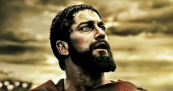 Спартанцы были непобедимы, пока по их душу не пришли 300 содомитов