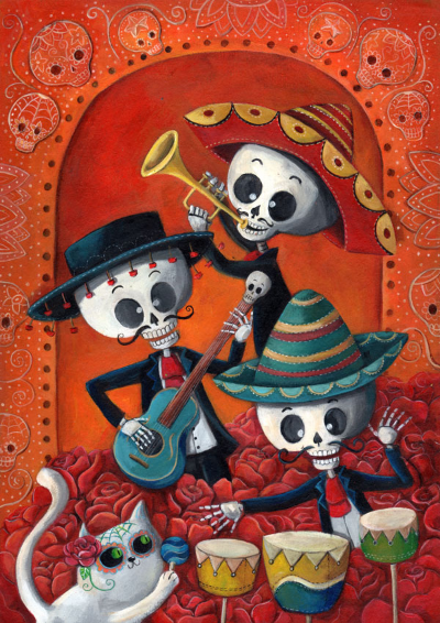 dia-de-muertos-musicantes