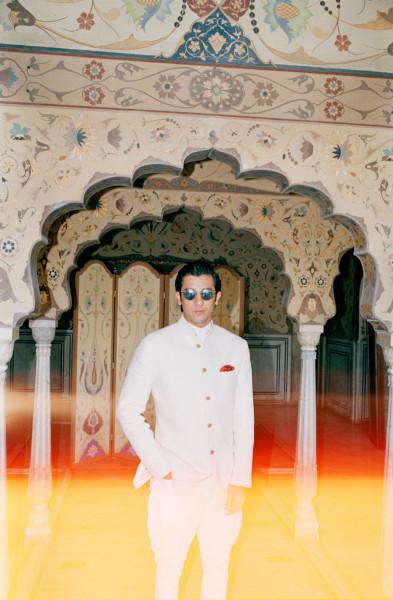 Maharaja Sawai Padmanabh Singh of Jaipur