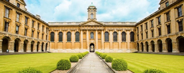 queens college oxford
