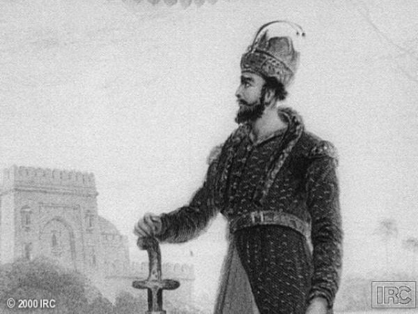 Рангунская судьба последнего императора Индии