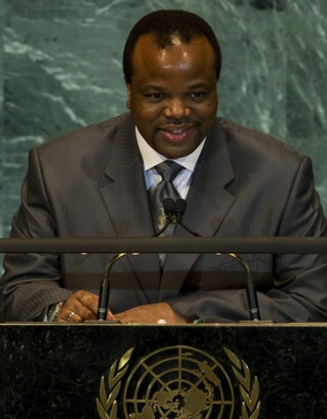 King-Mswati-III__DON EMMERT-AFP-Getty Images