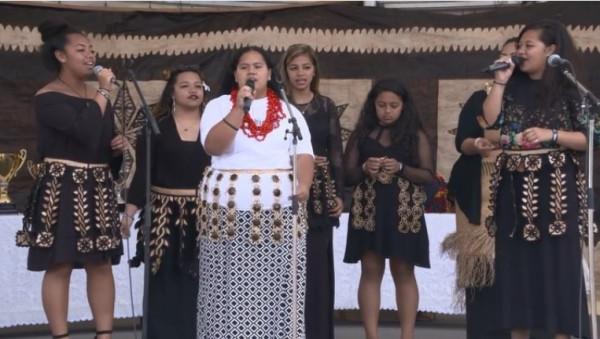 Phaedra+the Tonga Sisters