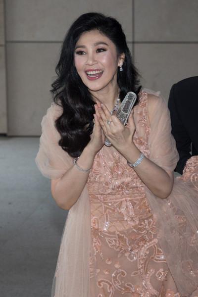 свадьба-гонконг-03- Yingluck Shinawatra