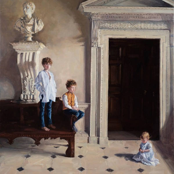 new Houghton Hall portrait-to exhibit at the NPG