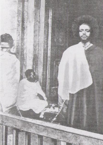 Tato_Gaki_Sherocho_in_chains_-_1897