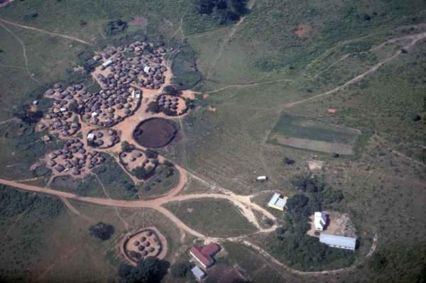 свази-корол-деревня