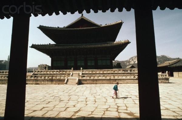 1994_Geujeongjeon Hall in Kyongbok Palace