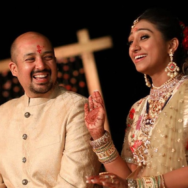 Индийская свадьба: Состоялась помолвка принцессы из королевской семьи Рева engagement-15-eng-couple