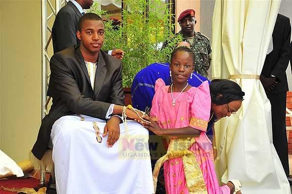 Pss Katrina Ssangalyambogo of Buganda+King Oyo,his 18th BD