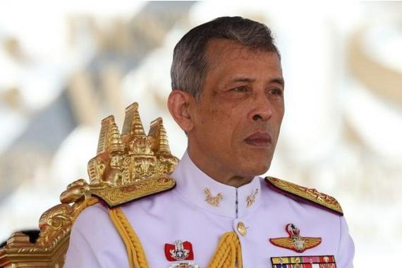 Король Таиланда наблюдал за церемонией вспашки первой борозды