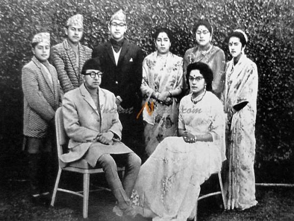 Mahendra&family