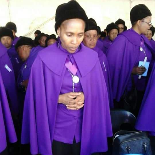 Королева Лесото вступила в религиозное сестричество Св. Анны