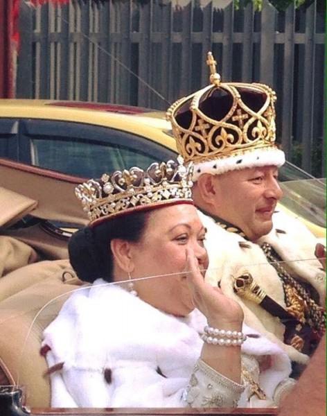 Король Тонга распорядился объявить свой день рождения выходным днём