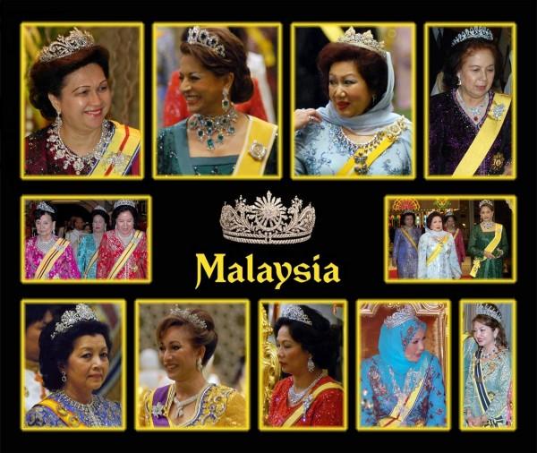 wedding of the CrPr of Brunei_Instal of King Zainal Abidin