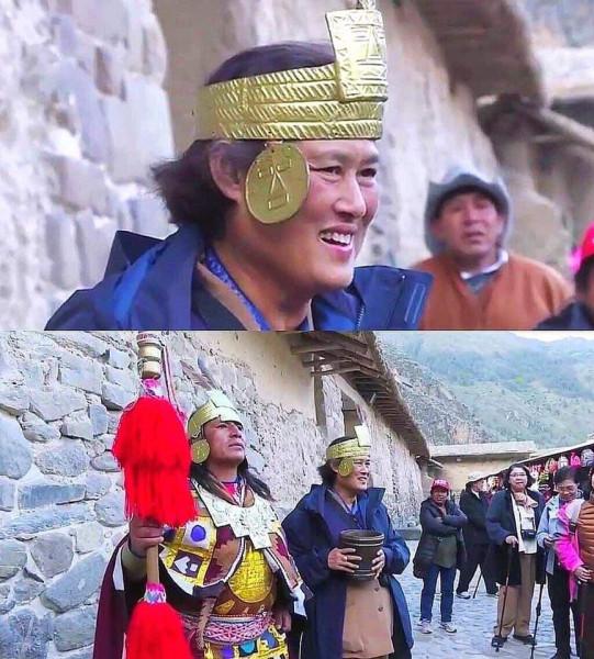Inca-monarch