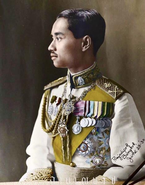 K Rama VII