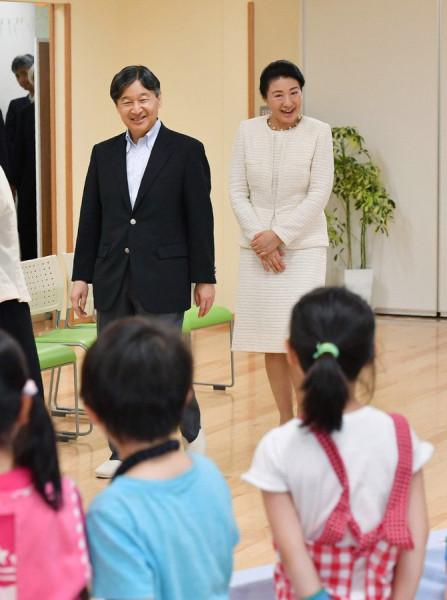 Японские новости в телеграфном стиле (11) Azabu Nursery School-01