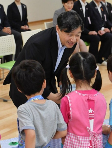 Японские новости в телеграфном стиле (11) Azabu Nursery School-02