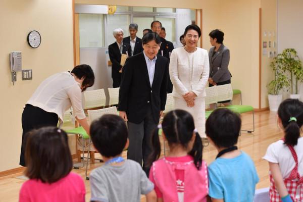 Японские новости в телеграфном стиле (11) Azabu Nursery School-03
