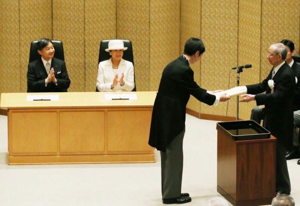Японские новости в телеграфном стиле (11) 109th Japan Academy Award-04