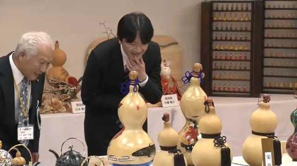 Японские новости в телеграфном стиле (11) 44th All Japan Gourd exhibition-01