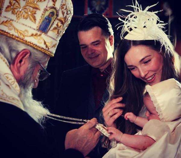 Princess Natalia Karađorđević's christ-2