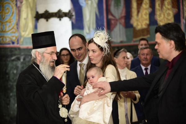 Princess Natalia Karađorđević's christ-5