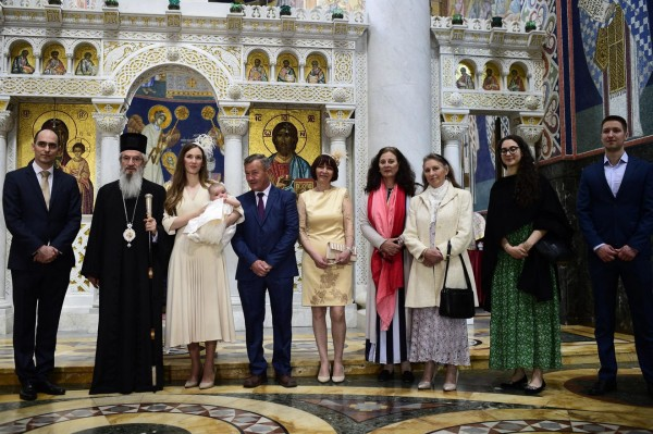 Princess Natalia Karađorđević's christ-7