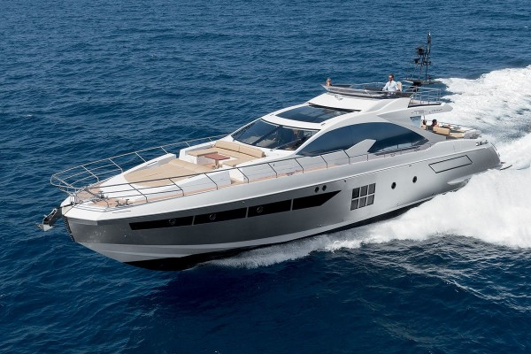 new luxury private yacht-$7 million