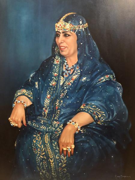 Sayyida Maizoon Al-mashani