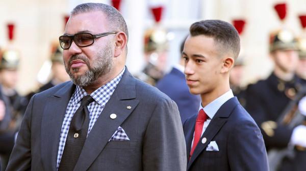 Африканские страсти: Скандалы сотрясают трон короля Марокко king+crown-prince