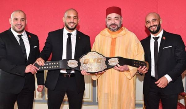 Африканские страсти: Скандалы сотрясают трон короля Марокко king-azaitar-bro