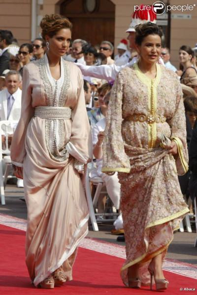 Африканские страсти: Скандалы сотрясают трон короля Марокко lalla Soukaina+meriem_monaco