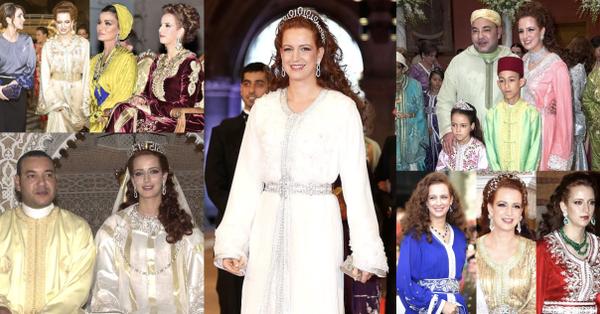 Африканские страсти: Скандалы сотрясают трон короля Марокко salma-collage