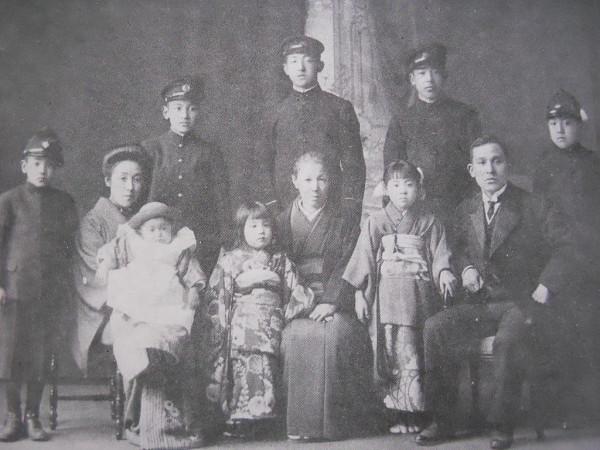 SHODA family 1914