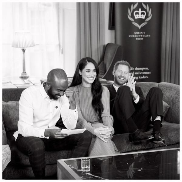 Государи и их разлюбезные Царицы Шемаханские 2020-03-09_Queen Commonwealth Trust