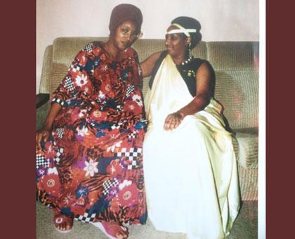 Gicanda_The last queen of Rwanda