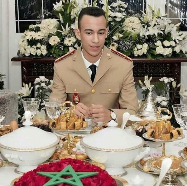 Crown Prince Moulay Hassan-03а