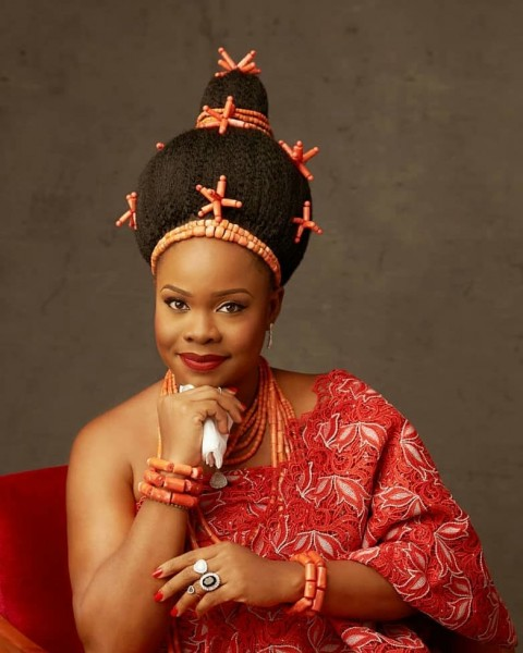 Queen Iyayota Ewuare of Benin-01