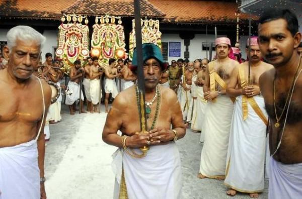 Maharajá de Travancore
