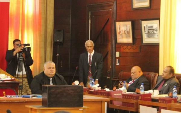 2018-01-03_King officially appoints Pohiva Tonga's PM