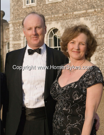 2008_10th Earl of Portsmuth+2nd wife Ctss Annabel