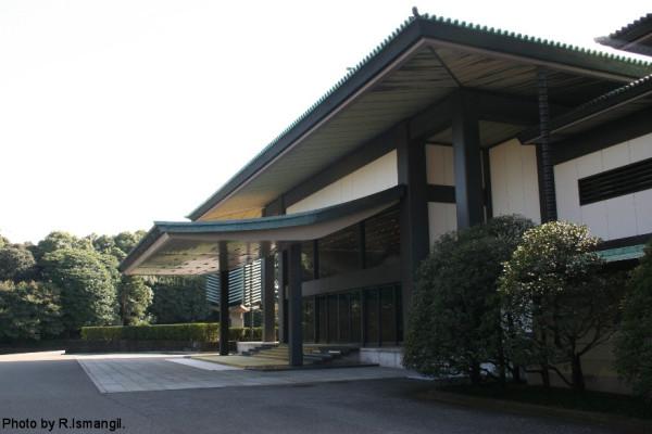 Imperial Palace at Tokyo1