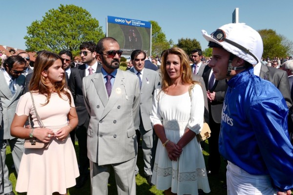 The1000 Guineas Stakes race-02