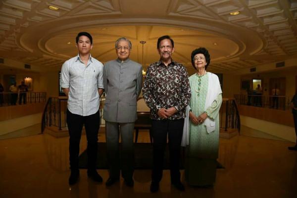 Dr Mahathir Mohamad