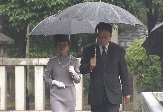 2018-06-06_memorial service for Pr Tomohito_Toshimagaoka