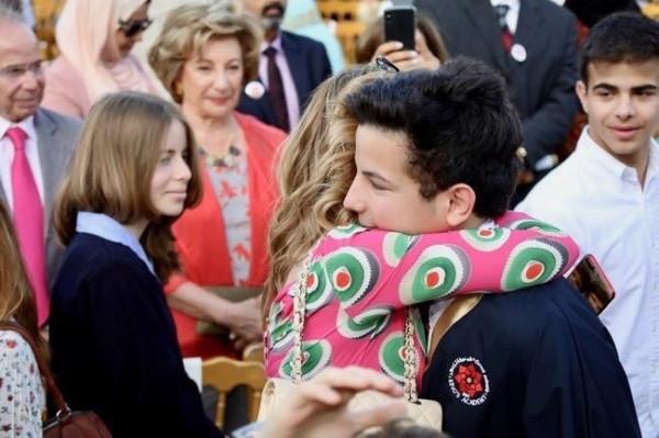 Prince Hussein Bin Talal From Kings Academy-07
