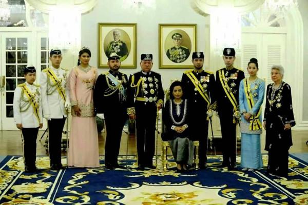 2015_Keluarga Diraja Johor