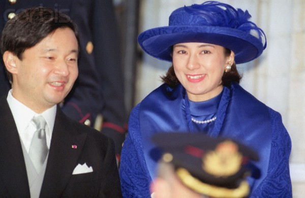 1999_WEDDING OF PHILIPPE AND MATHILDE